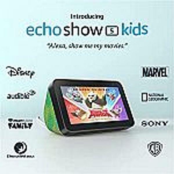 Amazon Echo Show 5 (2nd Gen) Kids $79.99,