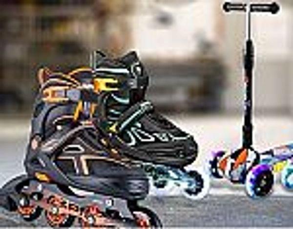 Kids' SULVIES Kick Scooters