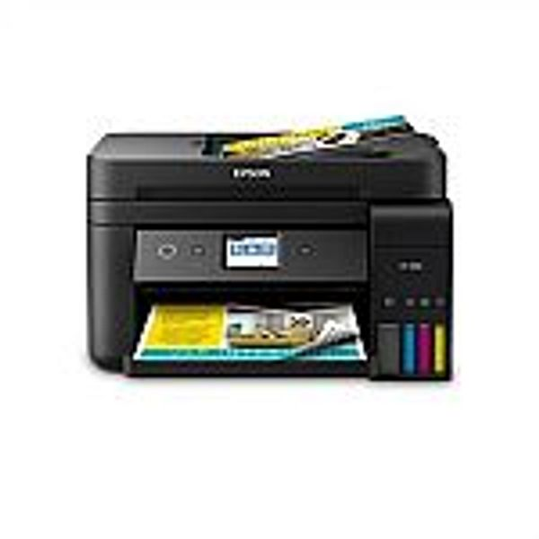 Epson EcoTank ET-4760 Wireless Color All-in-One Supertank Printer