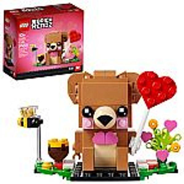 LEGO Merchandise Valentine's Bear 40379