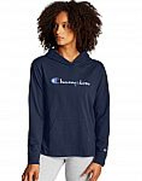 Champion - Extra 30% Off Women's Middleweight Jersey Hoodie