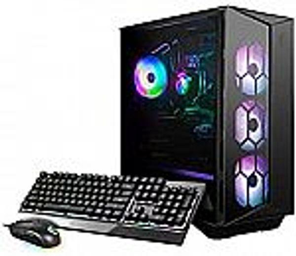 MSI Aegis RS Tower Gaming Desktop (i7-11700K RTX 3080 16GB 1TB SSD + 2TB HDD 11TE-089US)
