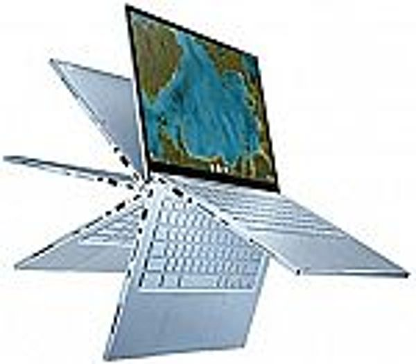 "ASUS Chromebook Flip C433 2 in 1 14"" Touchscreen FHD Laptop (m3-8100Y  8GB 64GB C433TA-AS384T)"