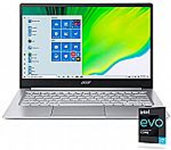 "Acer Swift 3 14"" FHD Thin & Light Laptop (i7-1165G7 8GB 256GB)"