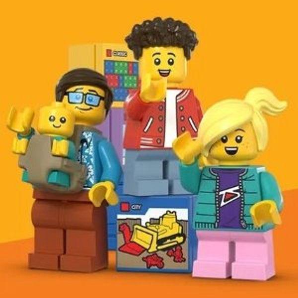 Walmart LEGO Sets Sale Up to 40% Off