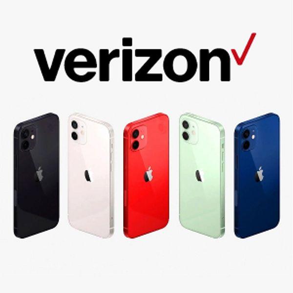 Verizon Wireless - Buy iPhone 12 Pro or Samsung Galaxy S21 Get One on Us
