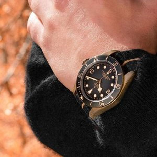 TUDOR Black Bay Bronze Automatic Men's Watch