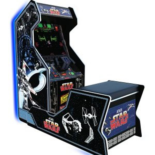 Star Wars Arcade Machine With Bench Seat, Limited Edition