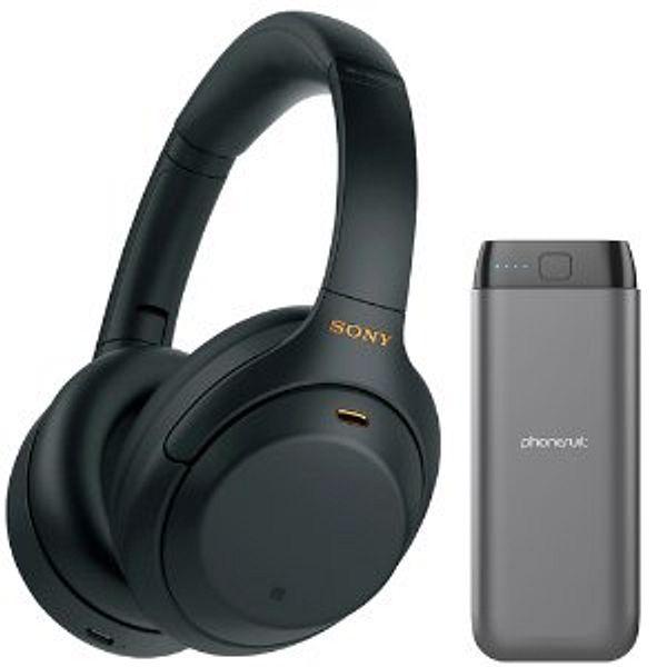 Sony WH-1000XM4 Wireless ANC Headphones $278