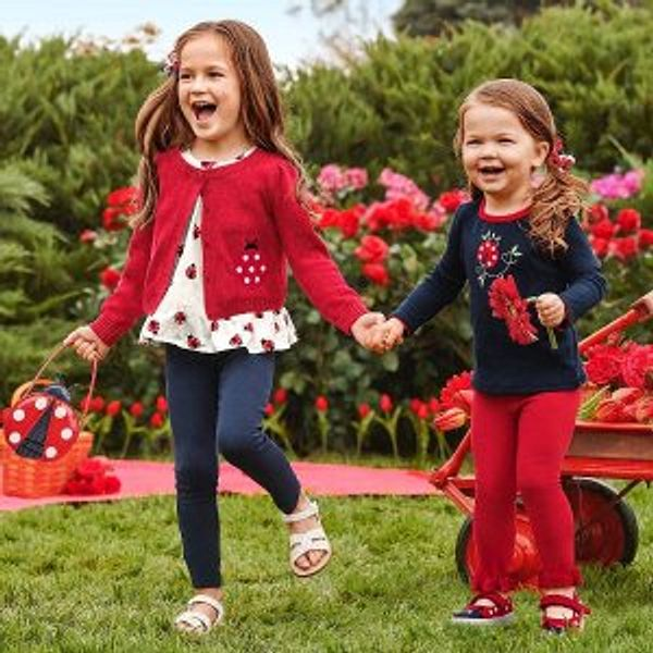 Gymboree Kids Clothing Clearance Up to 70% Off + Free Shipping