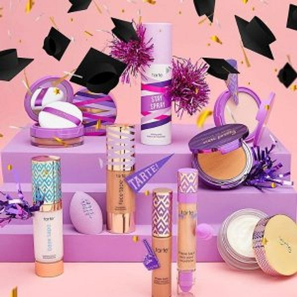 Tarte Cosmetics Friends & Family Sale                        Up to 35% Off