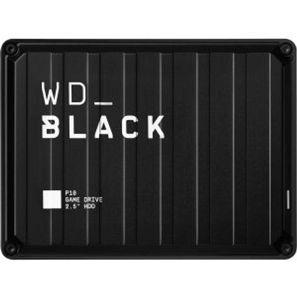 WD Black 5TB P10 Game Drive Portable External Hard Drive