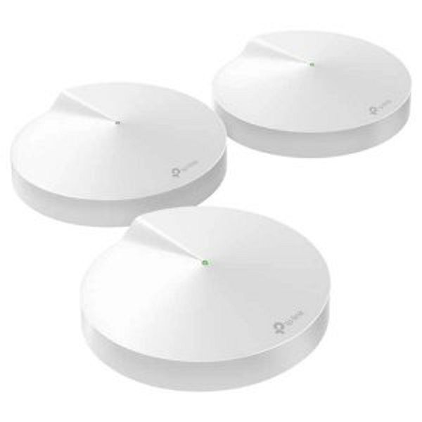 TP-Link Deco M9 Plus Tri-Band Wi-Fi System with Built-In Smart Hub