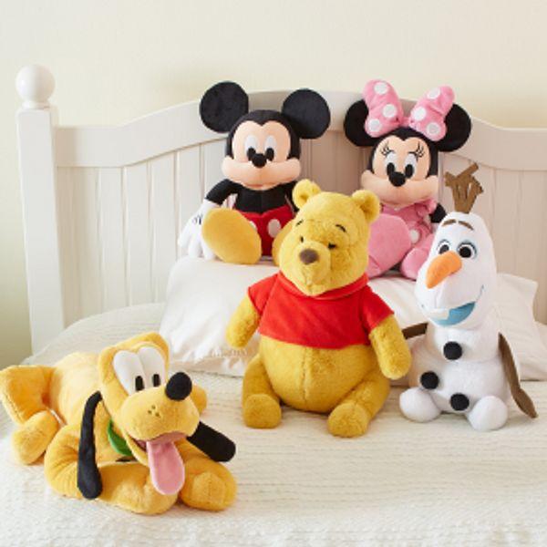 shopDisney Plush & Stuffed Animals Buy More Save More