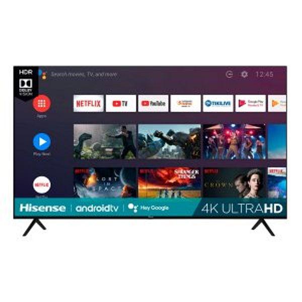 """Hisense 70"""" Class H65 Series LED 4K UHD Smart Android TV"""
