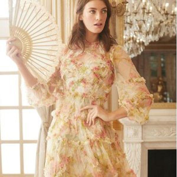 NET-A-PORTER Needle & Thread Dresses Sale
