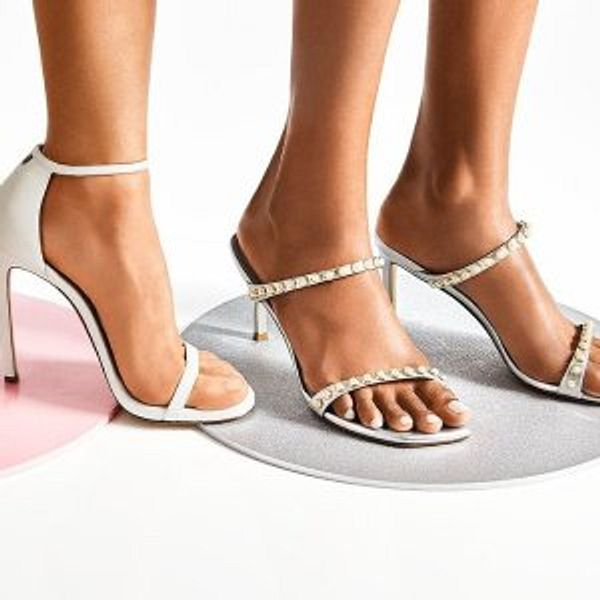 Saks OFF 5TH Stuart Weitzman Sandals Sale