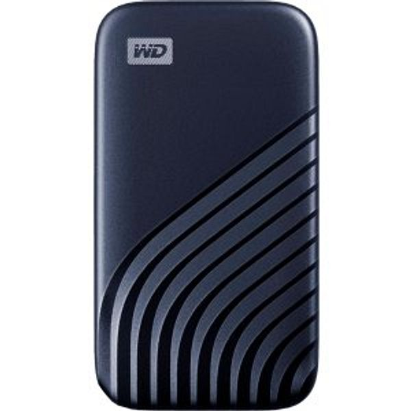 WD My Passport 1TB External USB Type-C Portable Solid State Drive