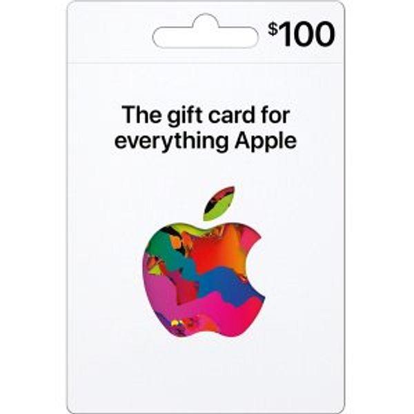 $100 Apple Gift Card + $10 Target GC