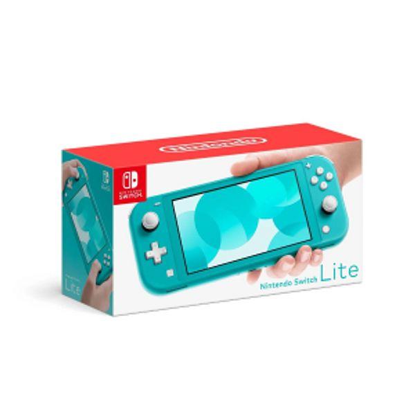 Nintendo Switch Lite + $20 Gift Card