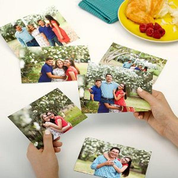 "Walgreens 4""x6"" Photo Prints, 25 counts"