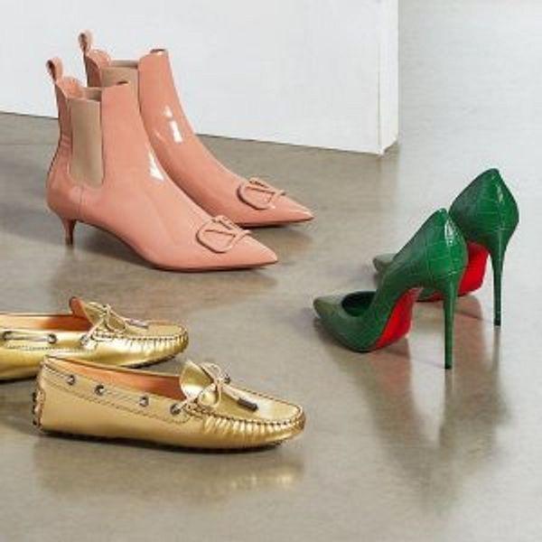 Rue La La Designer Shoes Sale