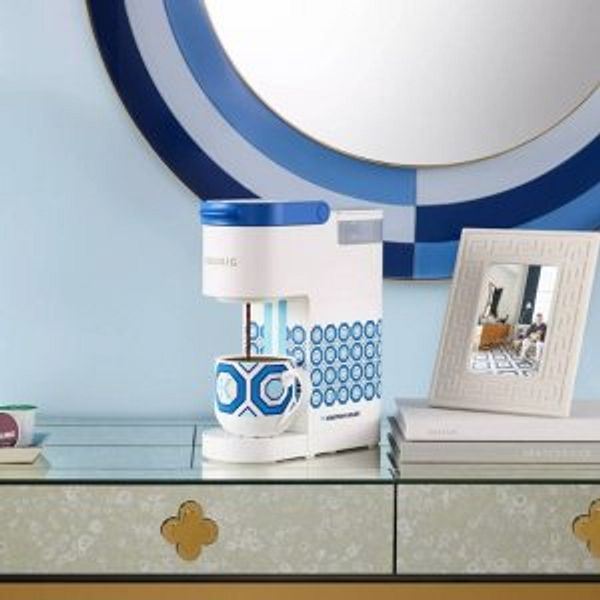 Keurig K-Mini Basic Jonathan Adler Limited Edition Single-Serve K-Cup Pod Coffee Maker
