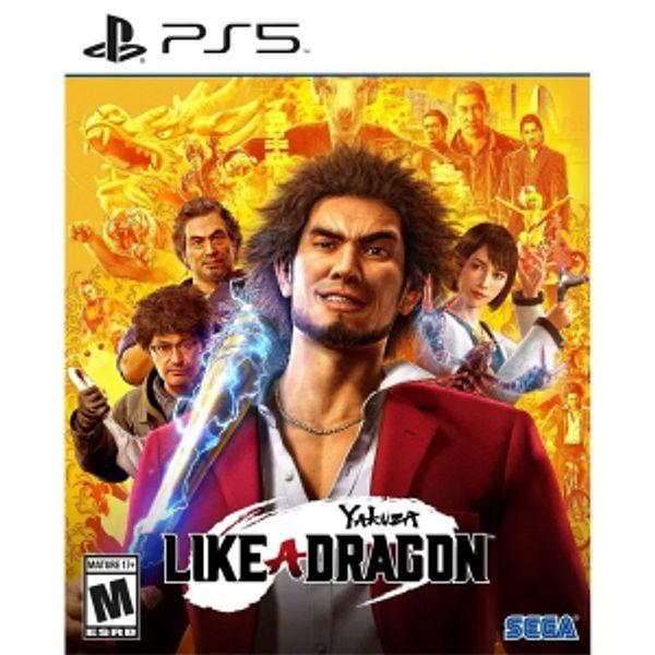 Yakuza: Like a Dragon PlayStation 5