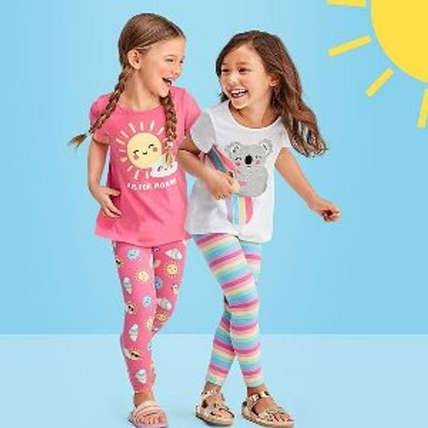 The Children's Place Kids T-shirts As Low as $0.99