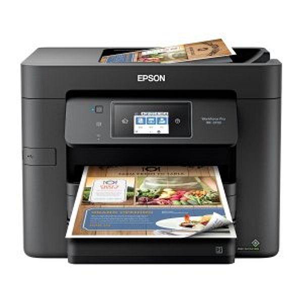 Epson WorkForce Pro WF-3733 Wireless All-in-One Printer