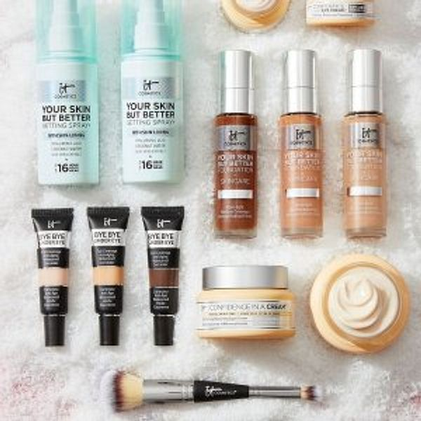 IT cosmetics 30% Off Beauty Products Sale