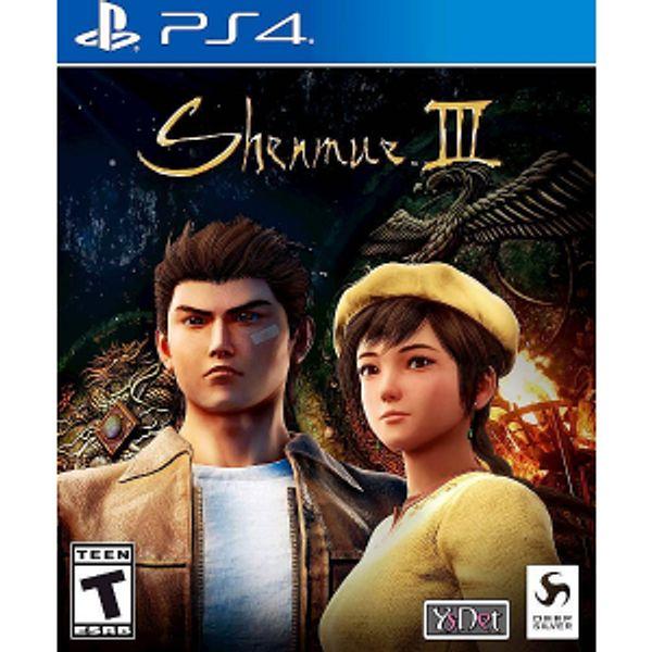 BestBuy Shenmue III PlayStation 4, PlayStation 5