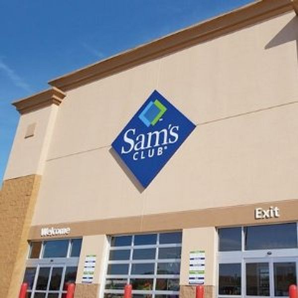 Groupon 12-Month Sam's Club Membership with Complimentary Items