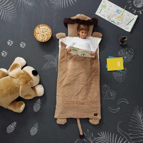 FAO Schwarz Plush Sleeping Bag @Costco
