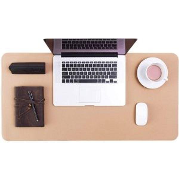 Bedsure Genuine Leather Desk Pad
