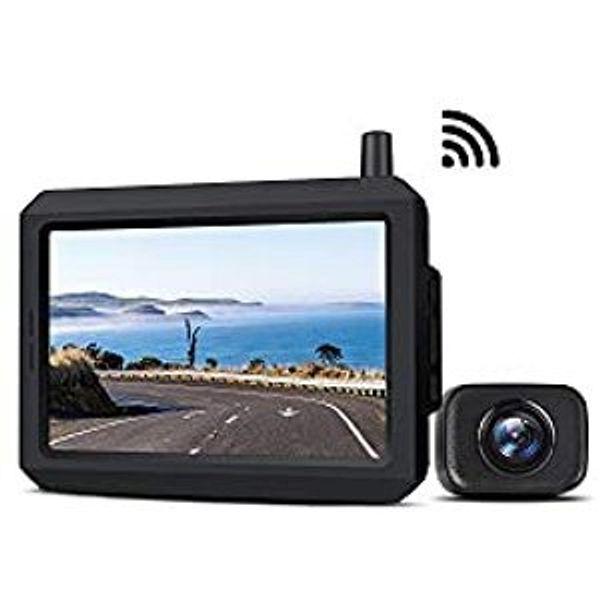 BOSCAM K7 Wireless Backup Camera Kit with Digital Signal @Amazon