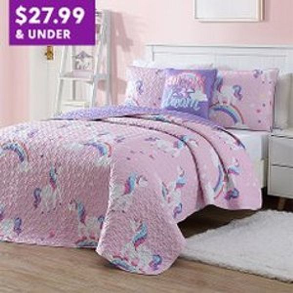 Little Chic Kids Sheets Set Sale--$24.99 for All