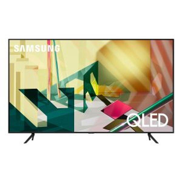 """82"""" Samsung Q7 Series 4K QLED Smart TV QN82Q70TAFXZA + $600 Amazon GC"""