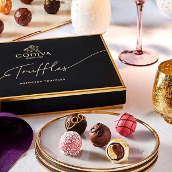 Godiva Chocolate Site-wide Offer