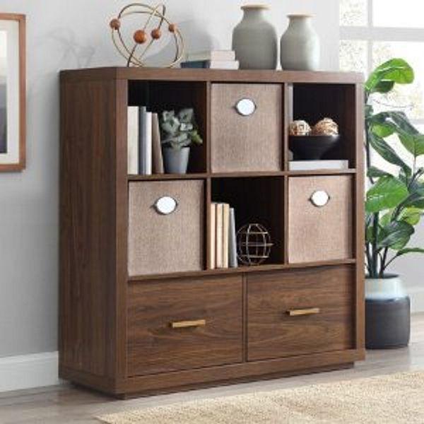 Better Homes & Gardens Steele 6 Cube Storage Room Organizer