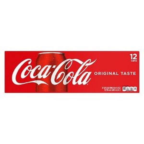 Coke Cola 12oz 6pks @Walgreens