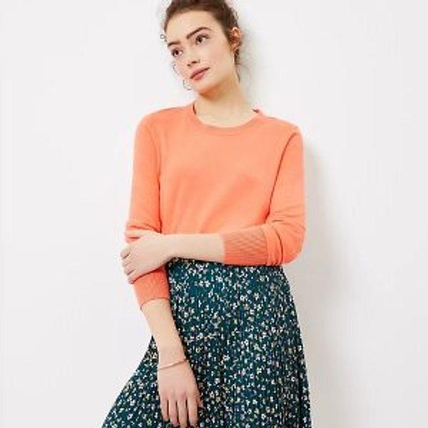 LOFT Spring Fling Sale Lightweight Sweater on Sale