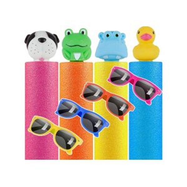 TEPSMIGO Water Guns for Kids, 8 Pcs Pool Toys @Amazon