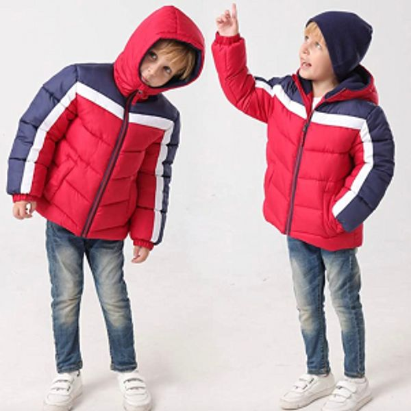 HZXVic Baby Boys Lightweight Winter Coat @Amazon