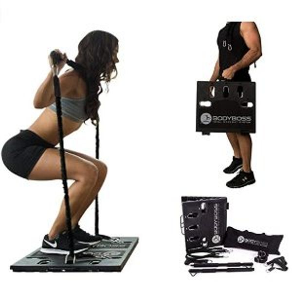 Today Only: BodyBoss Home Gym 2.0 Sale