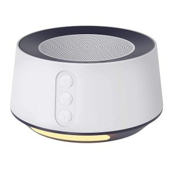 Letsfit White Noise Machine with Adjustable Baby Night Light for Sleeping @Amazon.com