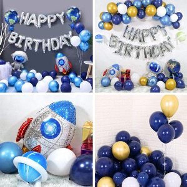 XDDIAS Space Birthday Decorations @Amazon