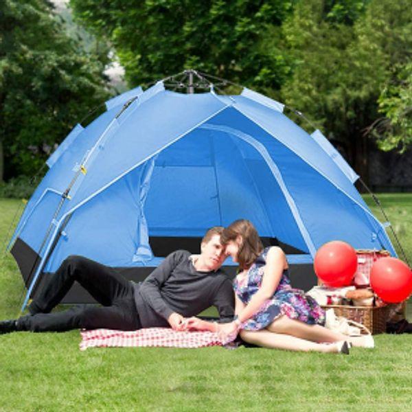MINIKID Beach Tent Anti-UV Portable Sun Shade Shelter @Amazon