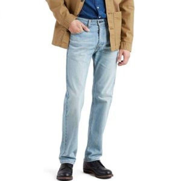 Levi's Men's 505 Regular Fit Jeans @Amazon