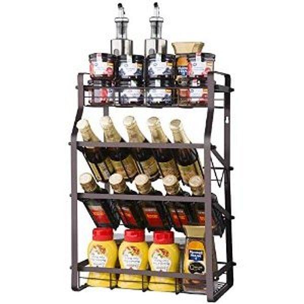 N2 Spice Rack Organizer @Amazon
